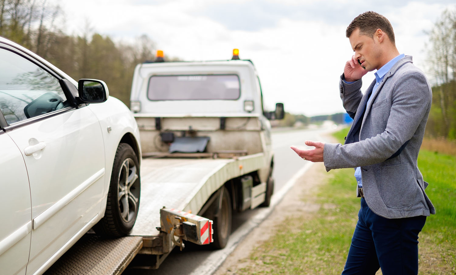 The Definitive Guide to Car Towing